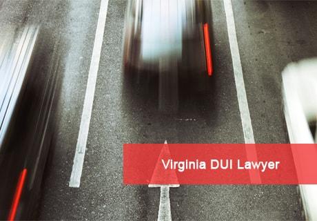 Virginia DUI Lawyers